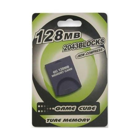 128 MB Geheugen voor Nintendo Wii and Gamecube 4001