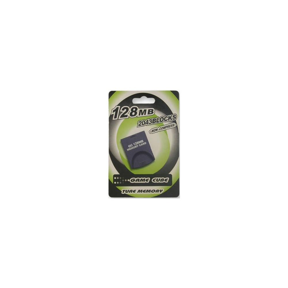 NedRo - 128 MB Memory for Nintendo Wii and Gamecube 4001 - Nintendo Wii - 4001 www.NedRo.de