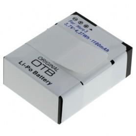 OTB - Accu voor GoPro Hero3 / Hero3+ Li-Polymer 1180mAh - GoPro foto-video batterijen - ON1172 www.NedRo.nl