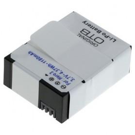 OTB - Accu voor GoPro Hero3 / Hero3+ Li-Polymer 1180mAh - GoPro foto-video batterijen - ON1172-C www.NedRo.nl