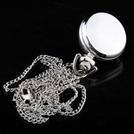 Unbranded, Marilyn Monroe Pocket Watch Chain Watch ZN012, Quartz, ZN012, EtronixCenter.com