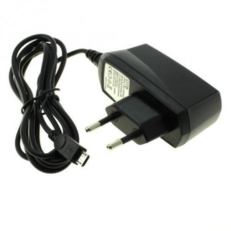 OTB, Micro-USB AC Lader 1.2A Zwart ON1175, Thuislader, ON1175, EtronixCenter.com