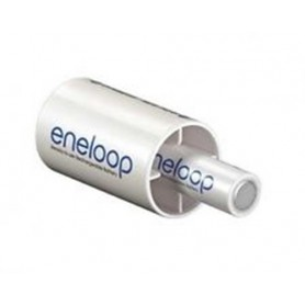 Panasonic - 2x Panasonic Eneloop Adapter AA R6 naar Baby C - Overige batterijen - ON2009-C www.NedRo.nl