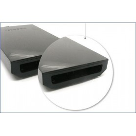 NedRo, HDD (Hard Disc Drive) Hardeschijf behuizing voor Xbox 360 Slim, Xbox 360 Accessoires, AL015, EtronixCenter.com
