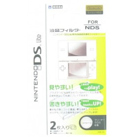 NedRo - Hori foil for Nintendo DS display - Nintendo DS - YGN323 www.NedRo.us