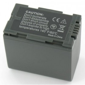 Battery compatibil with Panasonic CGA-D320