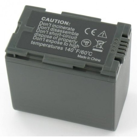 NedRo - Battery compatibil with Panasonic CGA-D320 - Panasonic photo-video batteries - V171 www.NedRo.us