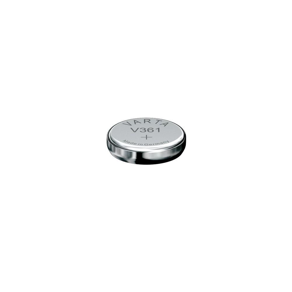Varta - Varta Knoopcel Horloge Batterij V361 ZN/AG2O ON1202 - Knoopcellen - ON1202 www.NedRo.nl