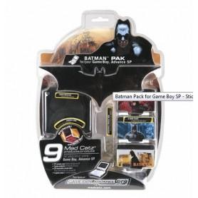 Batman Pack pentru Nintendo GBA SP YGN403