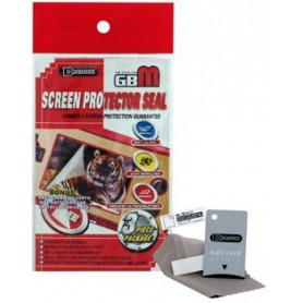 NedRo - Display Screen Guard Protector film for the GBM 3170 - Nintendo GBA - 3170 www.NedRo.us