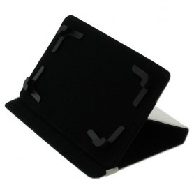 "OTB - 7"" Tablet PC Kunstleer Case Bookstyle Klitteband - iPad en Tablets beschermhoezen - ON1222-CB www.NedRo.nl"