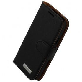 Commander - Commander Book Case voor Samsung Galaxy S4 Mini - Samsung telefoonhoesjes - ON1230-C www.NedRo.nl