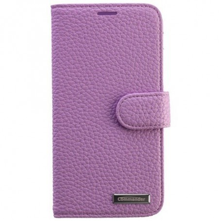 Commander, Commander Book Case voor Samsung Galaxy S6, Samsung telefoonhoesjes, ON1236-CB, EtronixCenter.com