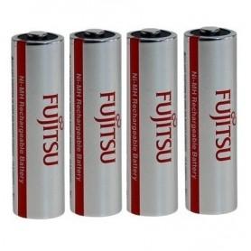 Fujitsu - Fujitsu FDK HR 3U AA Rechargeable Battery 2700mAh - Size AA - ON1309-40x www.NedRo.us