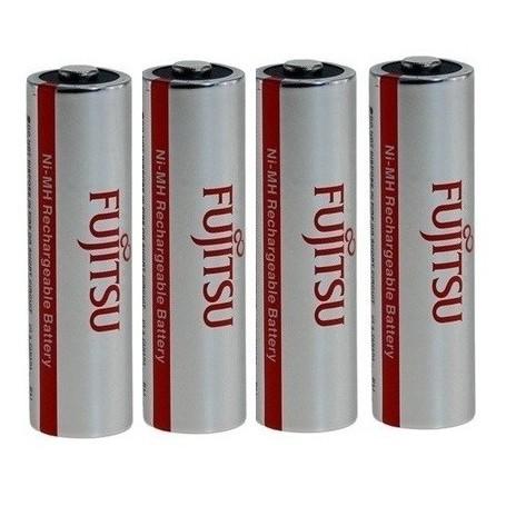 Fujitsu - Fujitsu (FDK) HR 3U AA Oplaadbare Batterij 2700mAh - AA formaat - ON1309-CB www.NedRo.nl