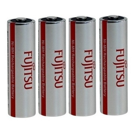 Fujitsu - Fujitsu FDK HR 3U AA Rechargeable Battery 2700mAh - EOL - ON1309-CB