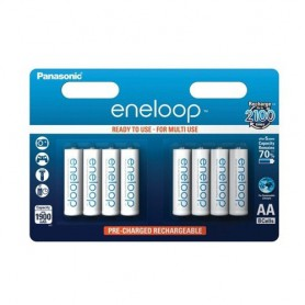 AA HR6 R6 Panasonic Eneloop 1.2V 1900mAh Rechargeable Battery