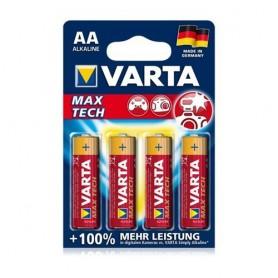 OTB - AA (LR6) Varta Batterijen MAX TECH - AA formaat - ON1332 www.NedRo.nl