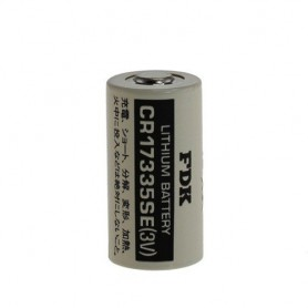 FDK Batterij CR17335SE Lithium 3V 1800mAh bulk ON1339