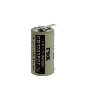 OTB - FDK Battery CR17335SE-T1 Lithium 3,0V 1800mAh bulk - Other formats - ON1340 www.NedRo.us