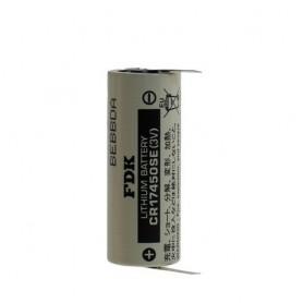 OTB - FDK Battery CR17450SE-T1 Lithium 3V 2500mAh bulk ON1341 - Other formats - ON1341 www.NedRo.us