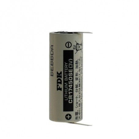 FDK - FDK Battery CR17450SE-T1 Lithium 3V 2500mAh - Other formats - ON1341-CB www.NedRo.us