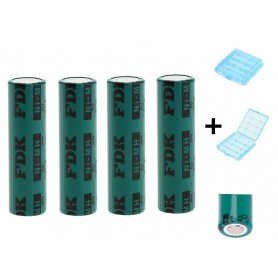 FDK - FDK HR AAAU Battery NiMH 1,2V 730mAh bulk - Other formats - ON1344 www.NedRo.us