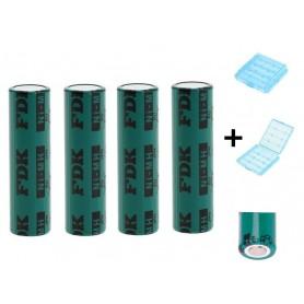 FDK - FDK HR AAAU Batterij NiMH 1,2V 730mAh bulk - Andere formaten - ON1344-1x www.NedRo.nl