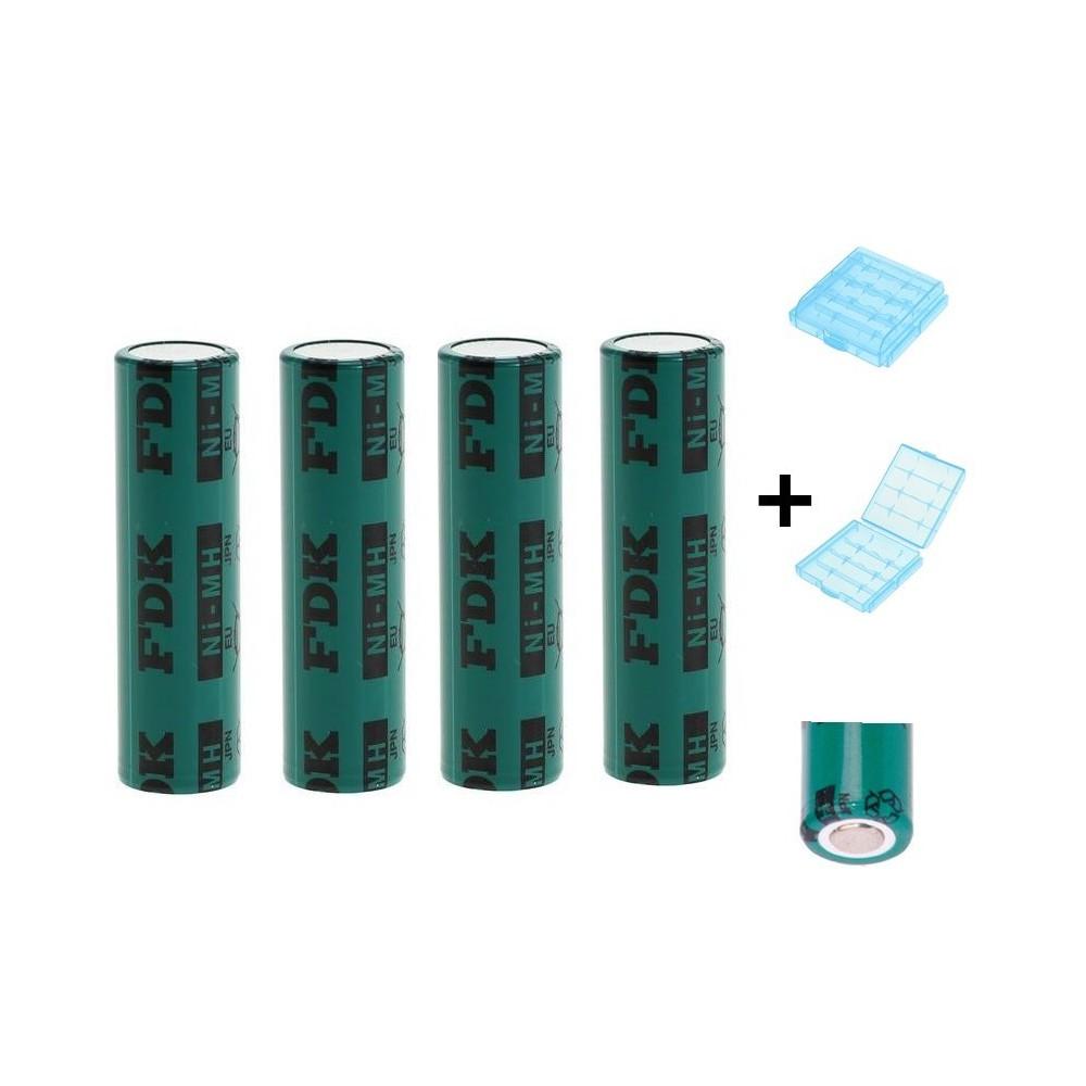 FDK HR AAAU Batterij NiMH 1,2V 730mAh bulk