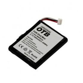 OTB, Battery For iPod mini 500mAh Li-Ion ON1376, iPod MP3 MP4 accessories, ON1376, EtronixCenter.com