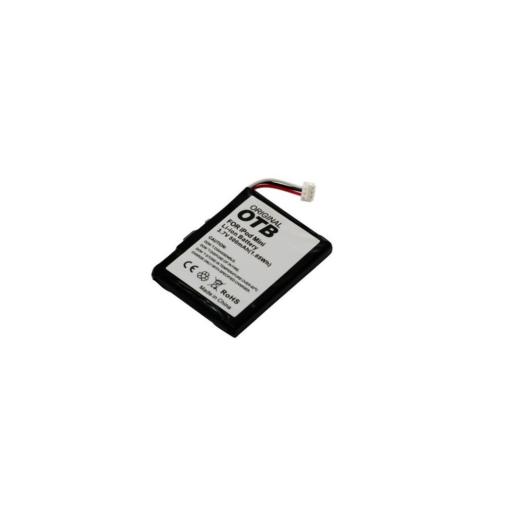 Batterij Voor iPod mini 500mAh Li-Ion ON1376