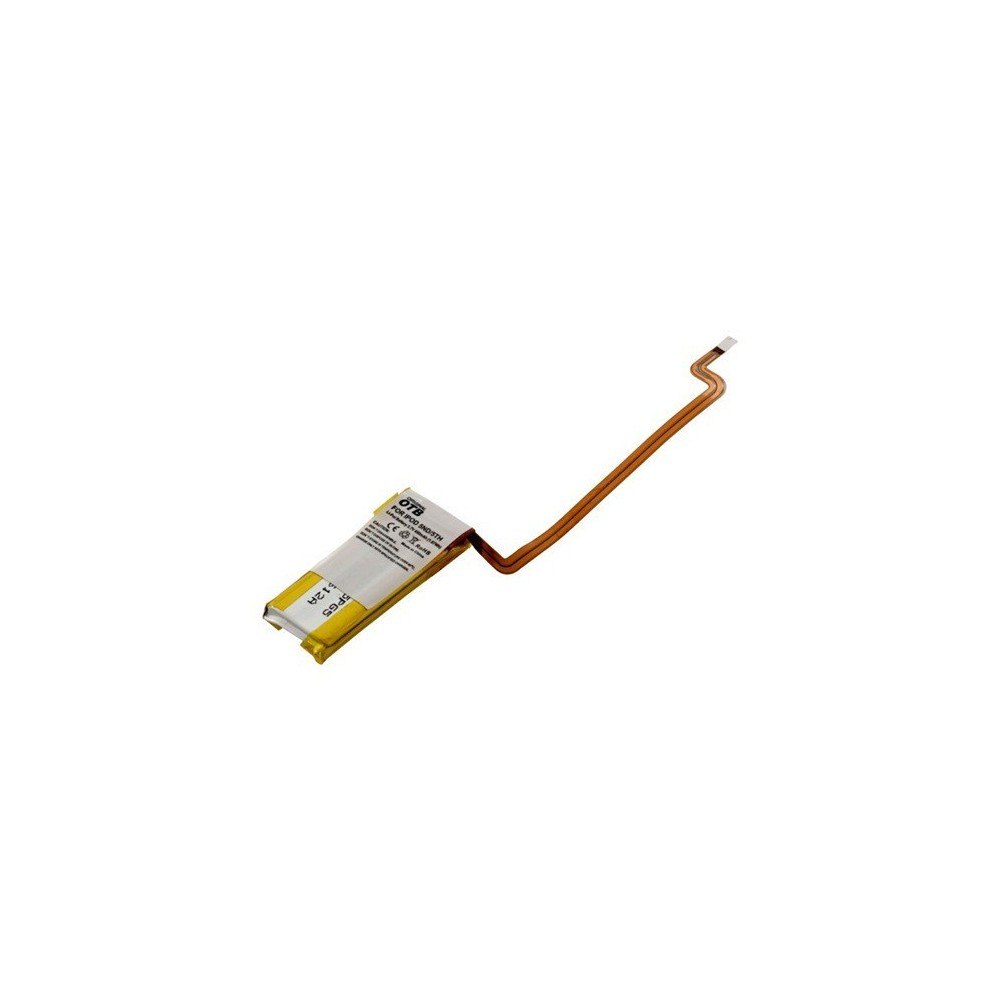 Batterij Voor iPod Video 30GB 450mAh Li-Polymer ON1379