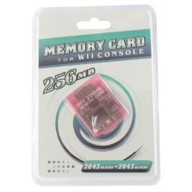Card de memorie de 256 MB pentru Nintendo Wii YGF007