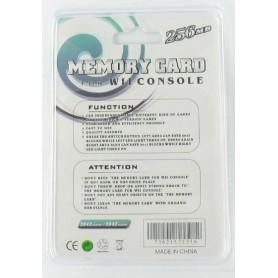 NedRo - 256 MB Memory Card for Nintendo Wii YGF007 - Nintendo Wii - YGF007 www.NedRo.us
