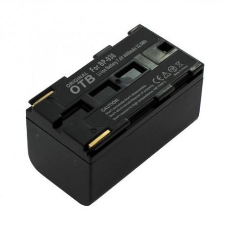 OTB, Batterij voor Canon BP-930 Li-Ion ON1388, Canon foto-video batterijen, ON1388, EtronixCenter.com