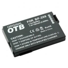 Batterij voor Canon BP-208 Li-Ion ON1391