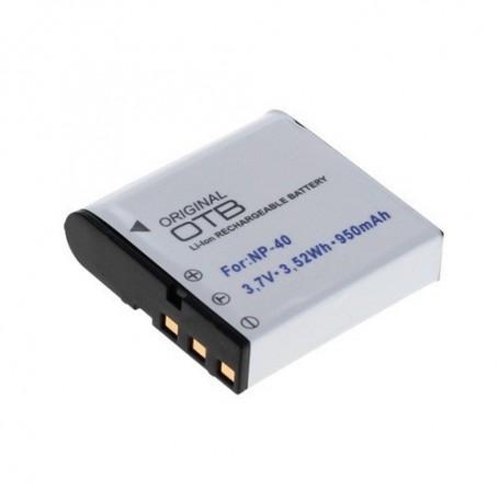 OTB - Batterij voor Casio NP-40 Li-Ion ON1395 - Casio foto-video batterijen - ON1395 www.NedRo.nl