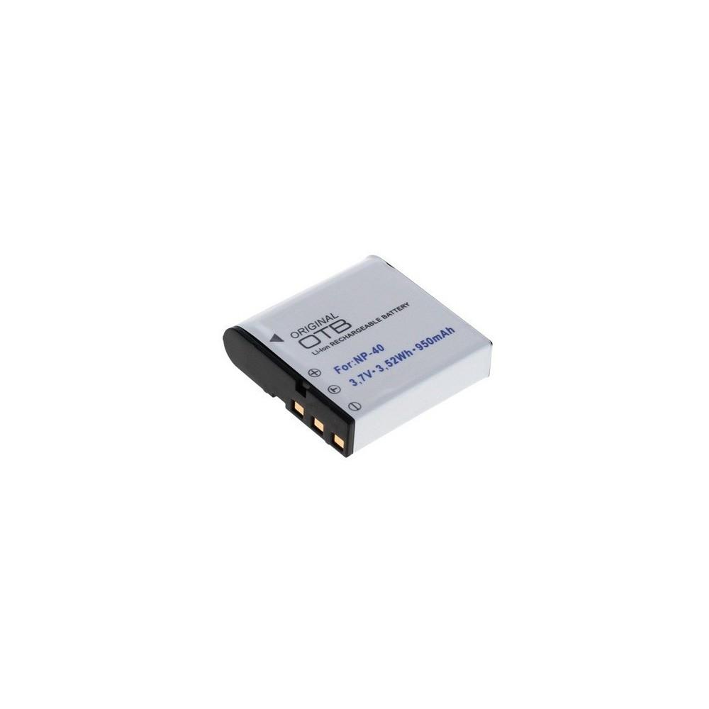 Batterij voor Casio NP-40 Li-Ion ON1395