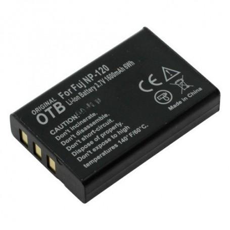 OTB - Battery for Fuji NP-120 Li-Ion ON1399 - Fujifilm photo-video batteries - ON1399