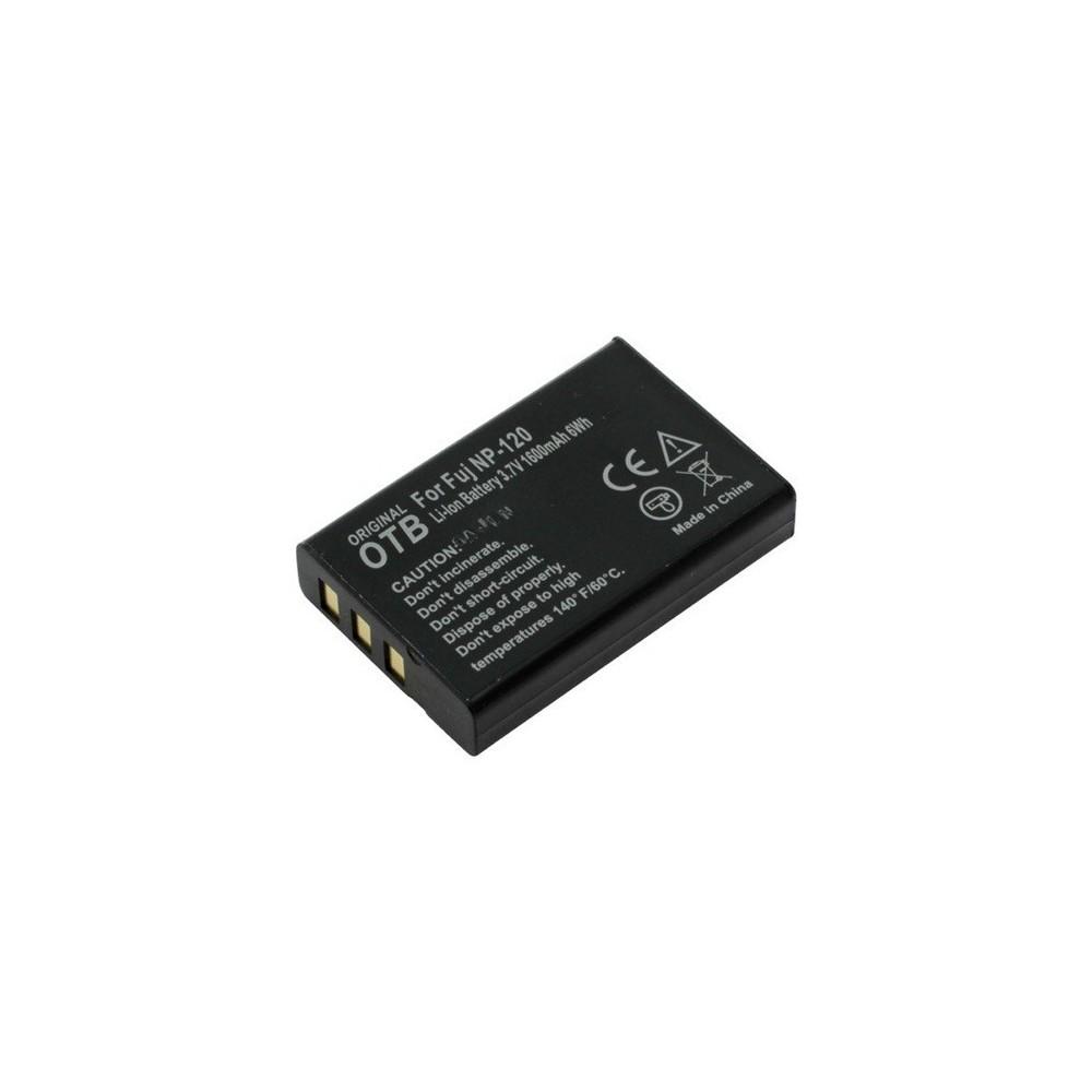 Batterij voor Fuji NP-120 Li-Ion ON1399