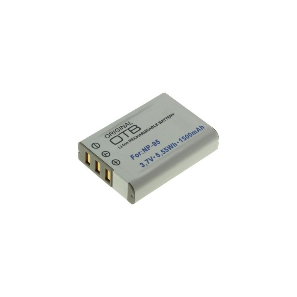 Batterij voor Fuji NP-95 Li-Ion ON1401
