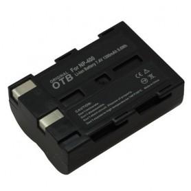 Batterij voor Minolta NP-400/Samsung SLB-1674/Pentax D-Li50 ON1410