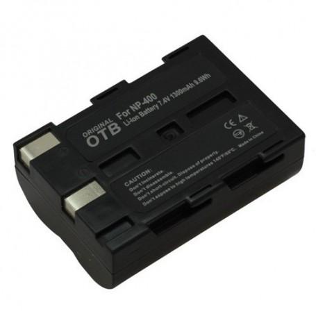 OTB - Batterij voor Minolta NP-400/Samsung SLB-1674/Pentax D-Li50 ON1410 - Konica Minolta foto-video batterijen - ON1410 www....