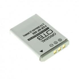 Batterij voor Minolta NP-900 Olympus LI-80B 800mAh ON1411