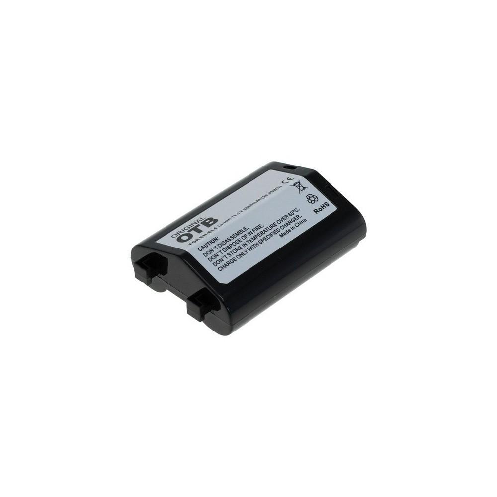 OTB - Batterij voor Nikon EN-EL4 / EN-EL4a Li-Ion 2600mAh - Nikon foto-video batterijen - ON1416-C www.NedRo.nl