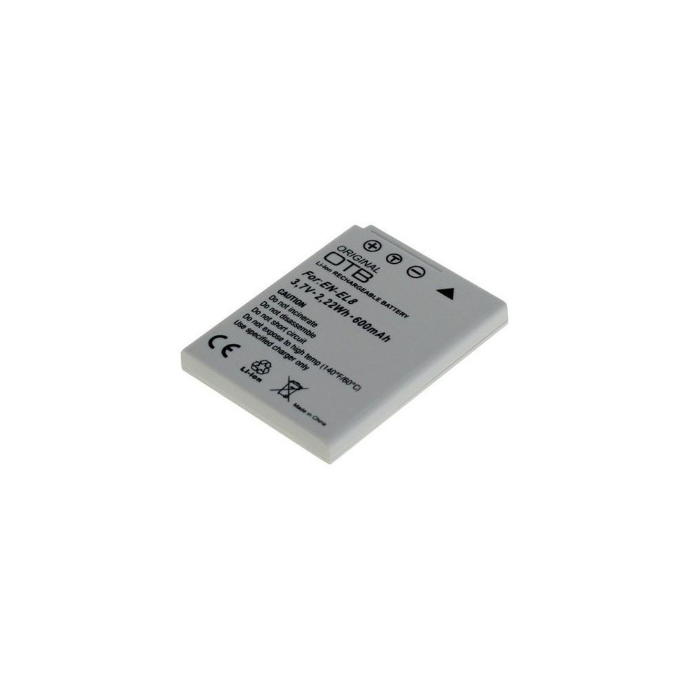 Batterij voor Nikon EN-EL8 Li-Ion ON1417