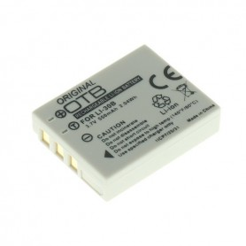 OTB - Battery for Olympus LI-30B Li-Ion 550mAh ON1421 - Olympus photo-video batteries - ON1421 www.NedRo.us