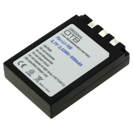OTB - Battery for Olympus LI-10B / LI12B 950mAh ON1422 - Olympus photo-video batteries - ON1422