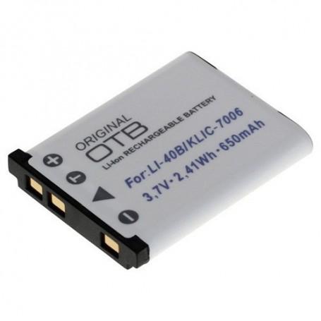 OTB - Batterij voor Olympus LI-40B/Nikon EN-EL10/Fuji NP-45 - Olympus foto-video batterijen - ON1423 www.NedRo.nl
