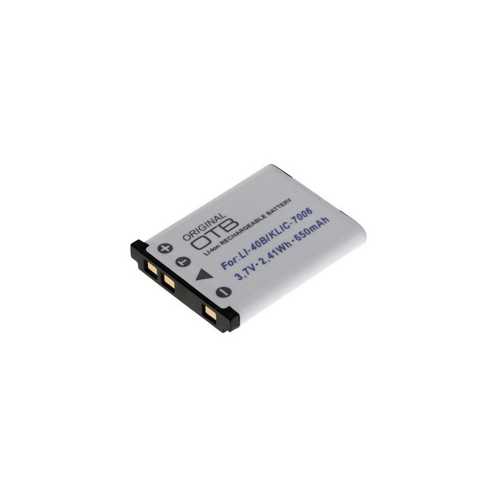 OTB - Batterij voor Olympus LI-40B/Nikon EN-EL10/Fuji NP-45 ON1423 - Olympus foto-video batterijen - ON1423 www.NedRo.nl